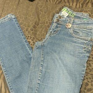 Hydraulic skinny jeans Nikki size 7/8
